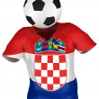 Soccer Team of Croatia | All Teams - Stock Photo