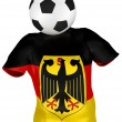 Soccer Team of Germany | All Teams — 图库照片