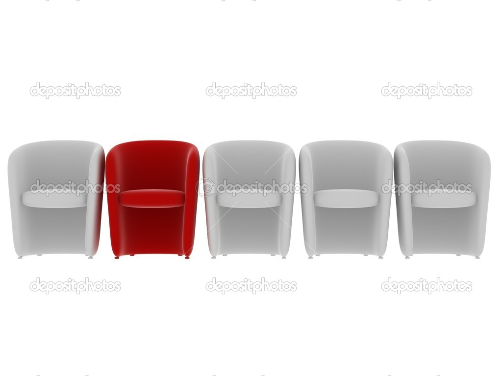 Chairs — Stock fotografie #2585072