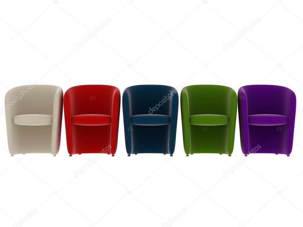 Chairs — Stock Photo #2585076