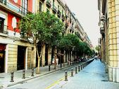 Quiet street — Stock Photo