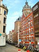 Morning Amsterdam — Stock Photo