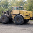 Stock Photo: Heavy equipment loader