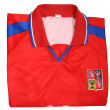 Stock Photo: Czech Republic Soccer Team Shirt