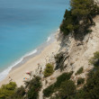 Stock Photo: Beach On LefkadIsland