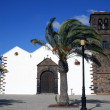 Cathedral In La Oliva, Fuerteventura — Stock Photo