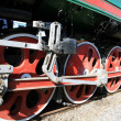 Locomotive Wheels — Stock Photo #1071440