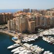 Stock Photo: Fontvieille, Monaco