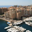 Fontvieille, Monaco — Stock Photo