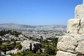 Panoramic View Of Athens — Stock Photo