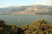 The Lake Of Ioannina — Stock Photo