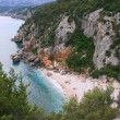 Stock Photo: Cala Gonone Beach, Sardinia