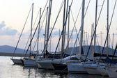 Alghero Harbor, Sardinia — Stock Photo