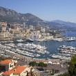 Stock Photo: Monaco harbor