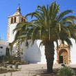 Church In Betancuria, Fuerteventura - Stock Photo