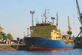Icebreaker Type Ship — Stock Photo