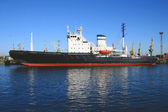 Industrial Ship — Foto Stock