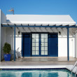 House On Lanzarote — Stock Photo