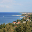 Stock Photo: Coast Of AegeSea