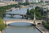 Seine — Stock Photo