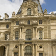 Pavilion Colbert of Louvre in Paris — Stockfoto