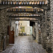 Royalty-Free Stock Photo: Street in medieval Tallinn