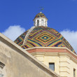 San Michele church Alghero — Stock Photo