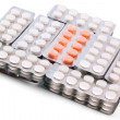 Tablets packing - Stock Photo