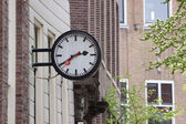 Street clock — Stock Photo