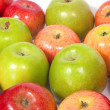 Foto de Stock  : Apples group