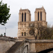 Royalty-Free Stock Photo: Notre-Dame de Paris