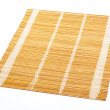 Stock Photo: Straw mat