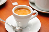 Cup of cofee — Stock Photo