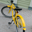 Foto Stock: Bicycle-taxi
