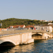 Croatia. Old bridge — Stock Photo #1034561