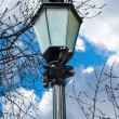 Royalty-Free Stock Photo: A classic streetlight