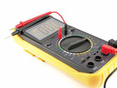 Industrial digital multimeter — Stock Photo