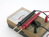Pointer multimeter — Stock Photo