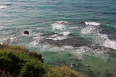 Waves crashing — Stock Photo
