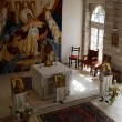 Chapel of Emmaus Nicopolis abbey - Stock Photo