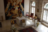 Chapel of Emmaus Nicopolis abbey — Stock Photo