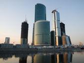 Moscow-City — Stock Photo