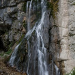 Gegskiy waterfall — Stock Photo