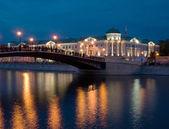 モスクワの夜 — ストック写真