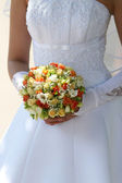 Multi-coloured bouquet 2. — Stock Photo