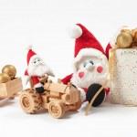 Christmas toys — Stock Photo