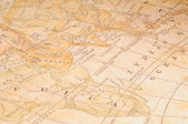 Old map background — Stock Photo