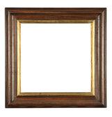 Isolated decorative frame — Stock Photo