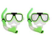 Swiming mask — Stock Photo