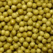 Stock Photo: Canned green pea